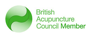 British Acupuncture membership logo